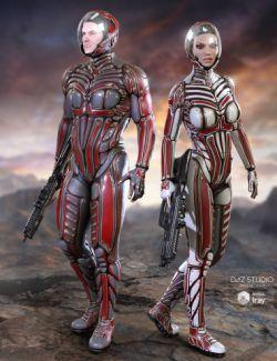 Titan Suit Texture Expansion Set
