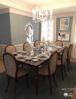 Divine Dining Room