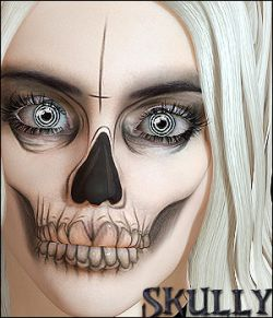 Twizted Girls: Skully