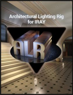 Architectural Lighting Rig for Iray
