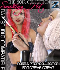 Z Smoking Hot- Noir Collection- G2F/V6- G3F/V7