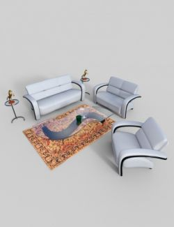 Furniture Set 3: Modern