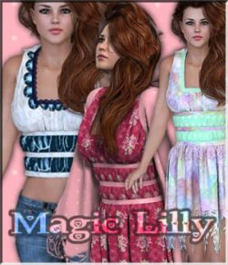 AM: Magic-Lilly 38 Styles