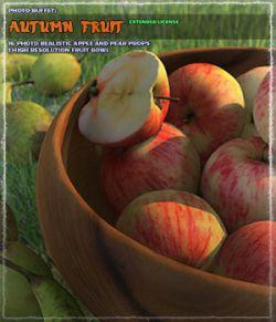 Photo Buffet: Autumn Fruit- Extended Licence