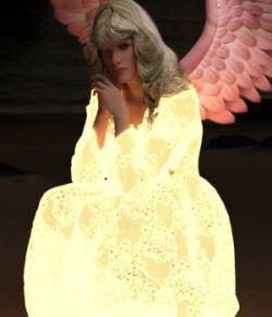 Celestial Dynamic Dress for Gen2 (Poser & Obj)