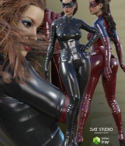 Dark Knight for Genesis 3 Female(s)