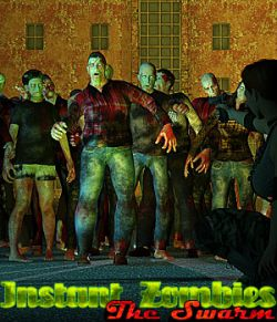 Instant Zombies: The Swarm