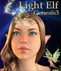 LIGHT ELF for Genesis 3 Female(s)