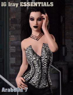 IG Iray Essentials- Arabella 7