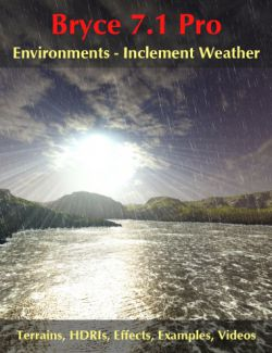 Bryce 7.1 Pro - Environments - Inclement Weather
