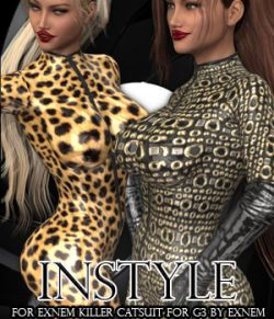 InStyle- Exnem Killer Catsuit for G3
