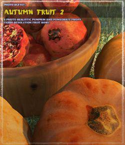 Photo Buffet: Autumn Fruit 2