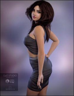 Selina for Genesis 3 Female