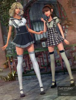 Seifuku Outfit Textures