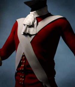 Headless Horseman Suit for Genesis 2 Male
