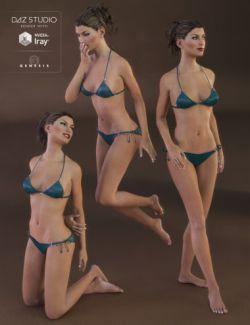 Elegant Fantasy Poses for Victoria 7