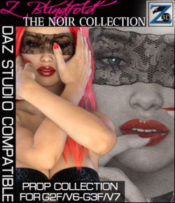 Z Blindfold- Noir Collection- G2F/V6- G3F/V7