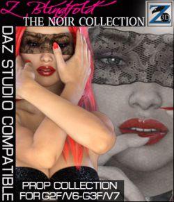 Z Blindfold - Noir Collection - G2F/V6 - G3F/V7