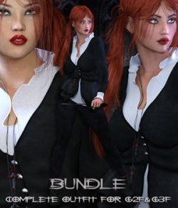 Black Lust Bundle G2F & G3F