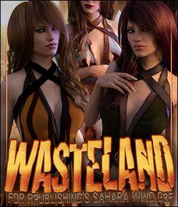 Wasteland for Sahara Wind G3