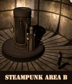 Steampunk area B