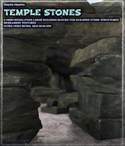 Photo Props: Temple Stones