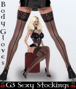 B#1-G3 SexyStockings Bodyglove Kit