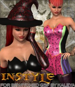 InStyle - Bewitched G3F
