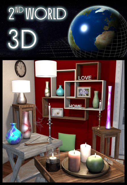 Everyday items, Interior accessories