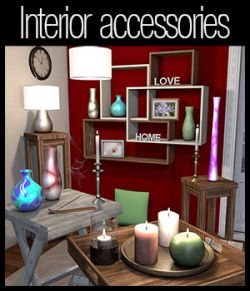 Everyday items, Interior accessories