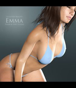 Sculpted Reality: Emma by adamthwaites
