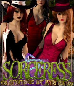 Sorceress for HOT Witch