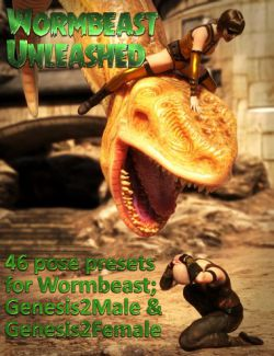 Wormbeast Unleashed Poses
