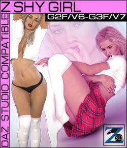 Z Shy Girl- G2F/V6- G3F/V7