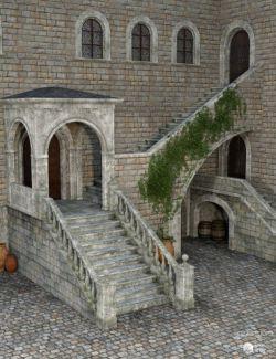 DM's Courtyard