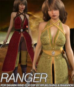 RANGER - Sahara Wind for G3F