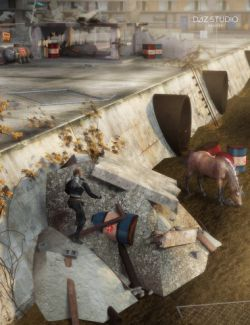 Wasteland Environment