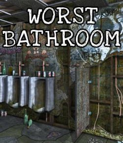 World's Most Worst Bathroom