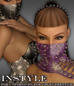 InStyle - Unforgiven for Genesis 3 Female(s)