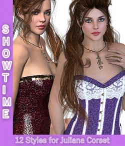 Showtime - for Juliana Corset