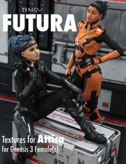 Futura for Attica