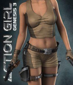 Exnem Action Girl for G3