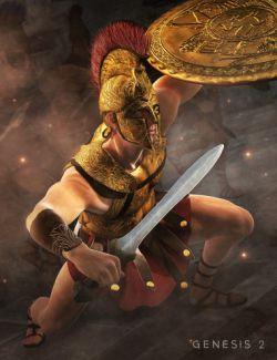 Salamis' Mercenary