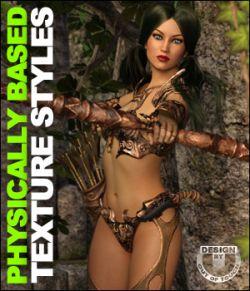 OOT PBR Texture Styles for Hunter Queen