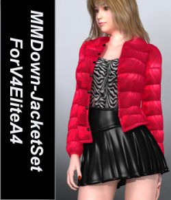 MMDown-JacketSetForV4EliteA4