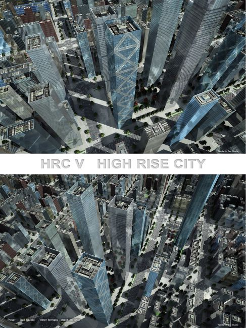 HRC V Glass High Rises