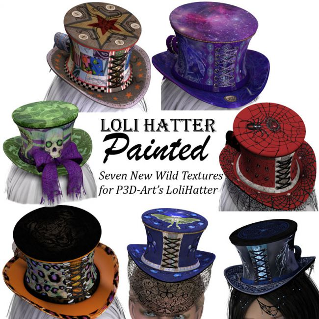 LoliHatter_Painted