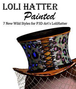 LoliHatter_Painted