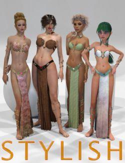 Genesis 2 Legacies for Genesis 3 Female: Stylish