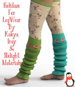 Holidaze For LegWear BY Kaleya